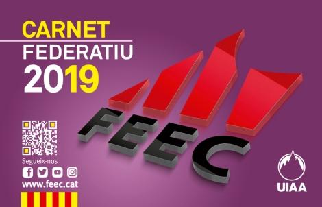carnet federatiu 2019